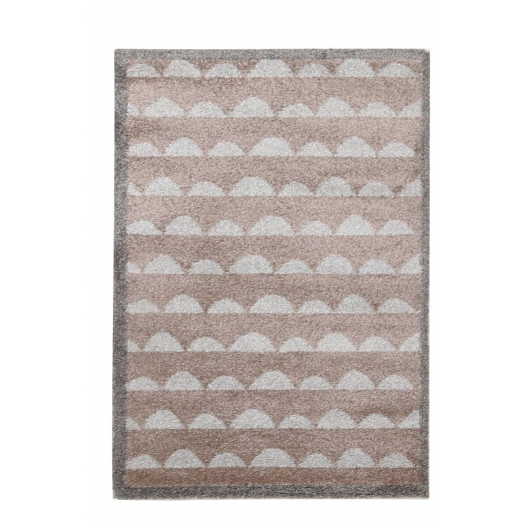 Χαλί παιδικό Dream 80x150 - 17 BROWN/GREY Royal Carpet