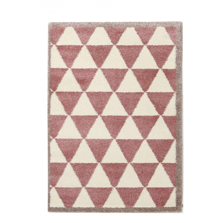 Χαλί παιδικό Dream 133x190 - 18 PINK/BROWN Royal Carpet