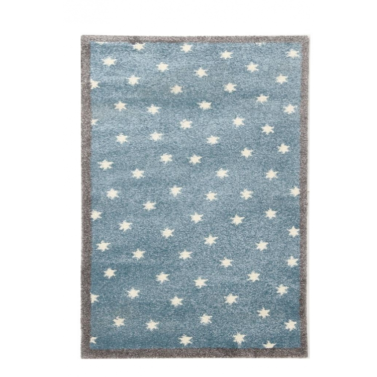 Χαλί παιδικό Dream 133x190 - 21 BLUE/GREY Royal Carpet