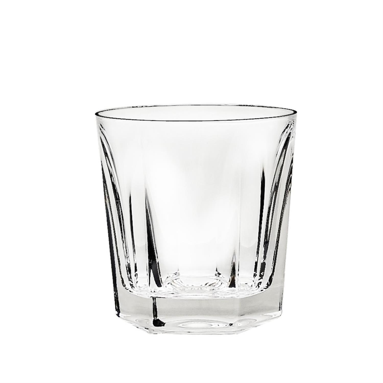 S/6 Ποτήρι ουίσκυ κρυστάλλινο διάφανο 250ml Victoria Bohemia