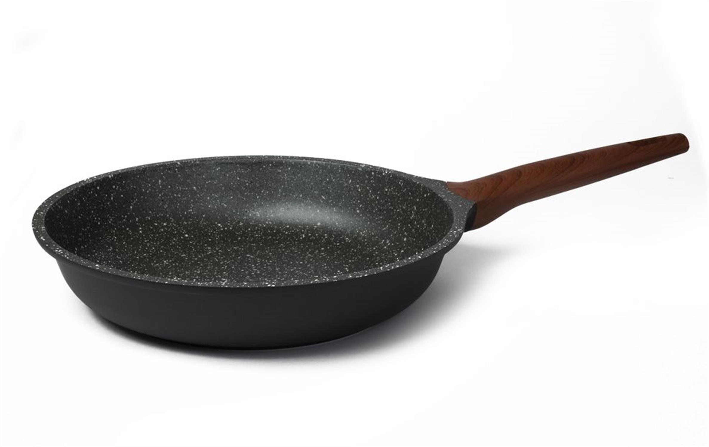 Αντικολλητικό τηγάνι με μαρμάρινη επίστρωση stone 20cm Estia 01-1162