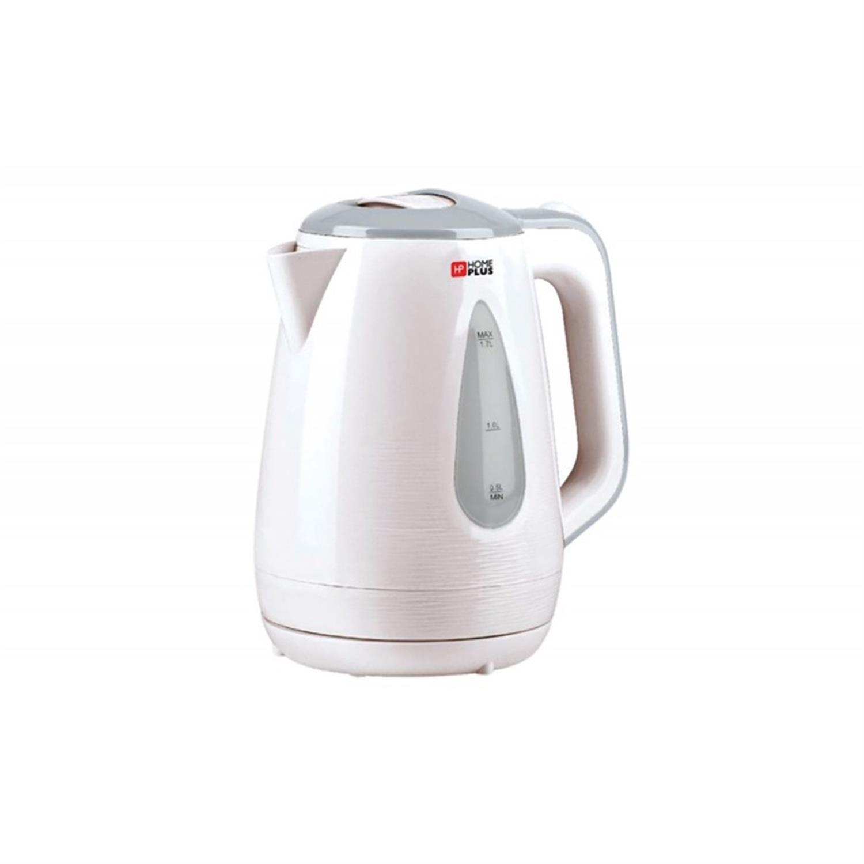 Βραστήρας νερού 2200W λευκός 1.7lt Home Plus 01.03.0049