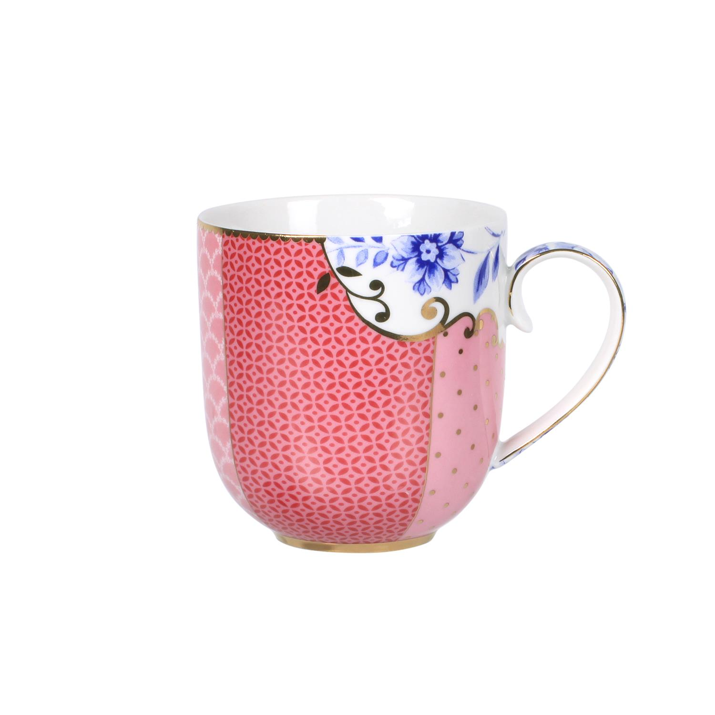 Κούπα Royal Floral 220ml πορσελάνινη ροζ Pip Studio 51002076