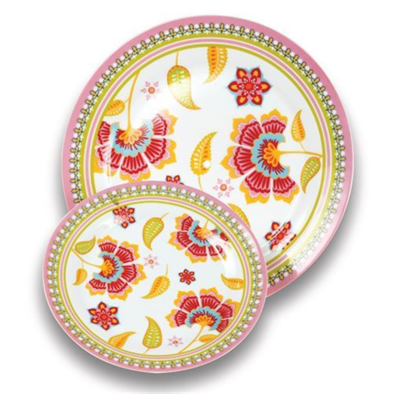 S/7 Σετ πάστας πορσελάνινο πολύχρωμο Nava 10-040-011