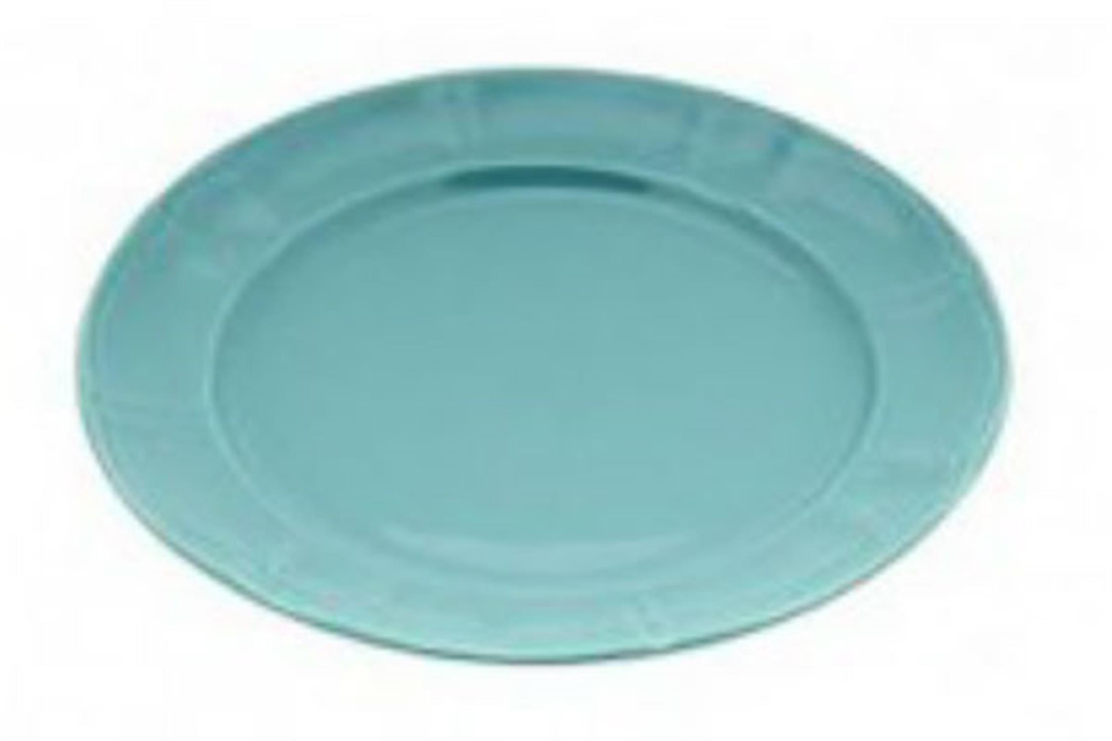 Πιάτο ρηχό stoneware στο χρώμα της μέντας 27cm Venus 89566