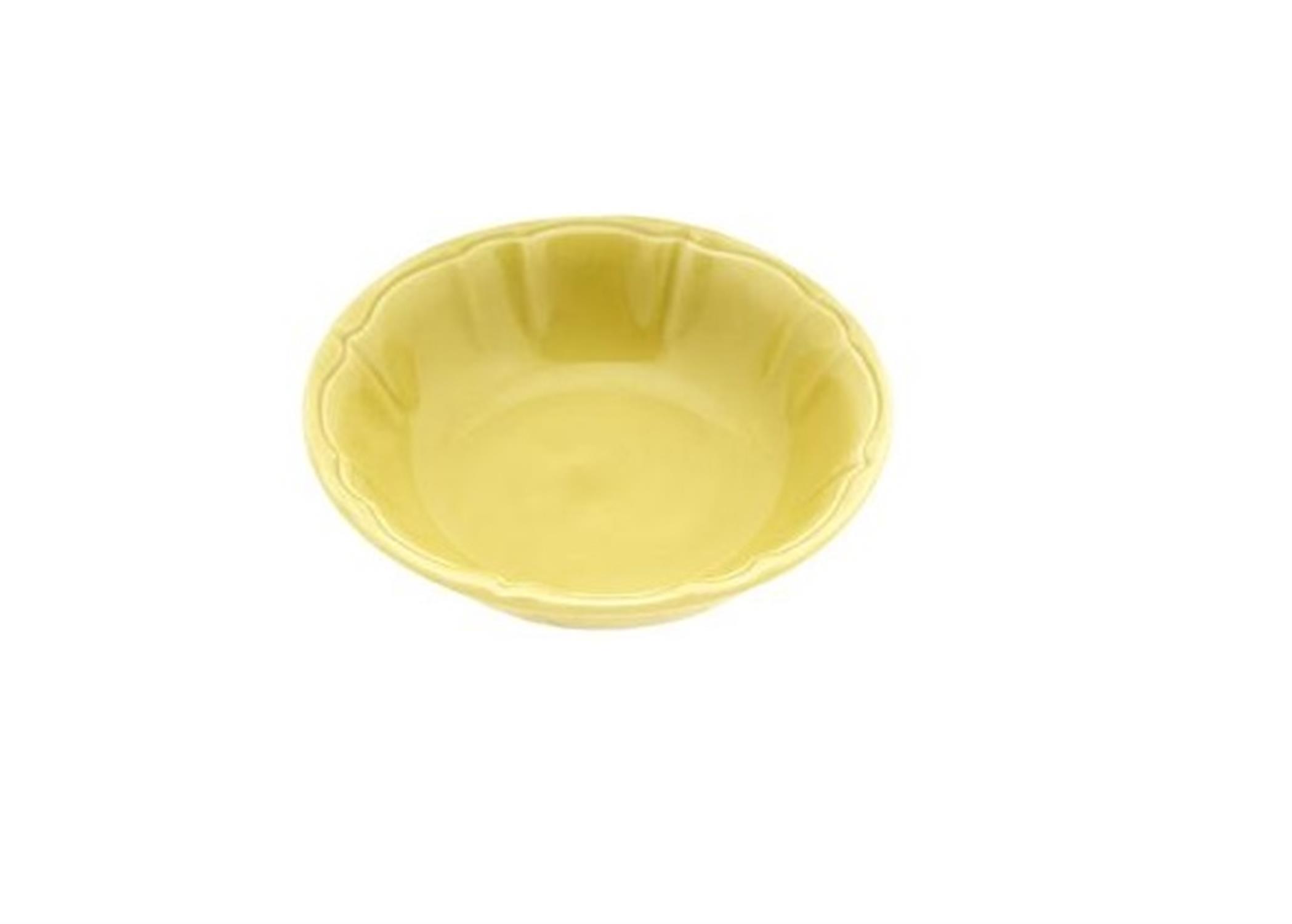Μπωλ κεραμικό κίτρινο 16 cm Venus 89577