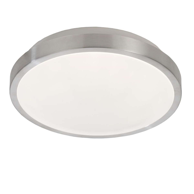 Πλαφονιέρα με αλουμινένιο περίβλημα ακρυλικό κάλυμμα 52cm Inlight 42159-A