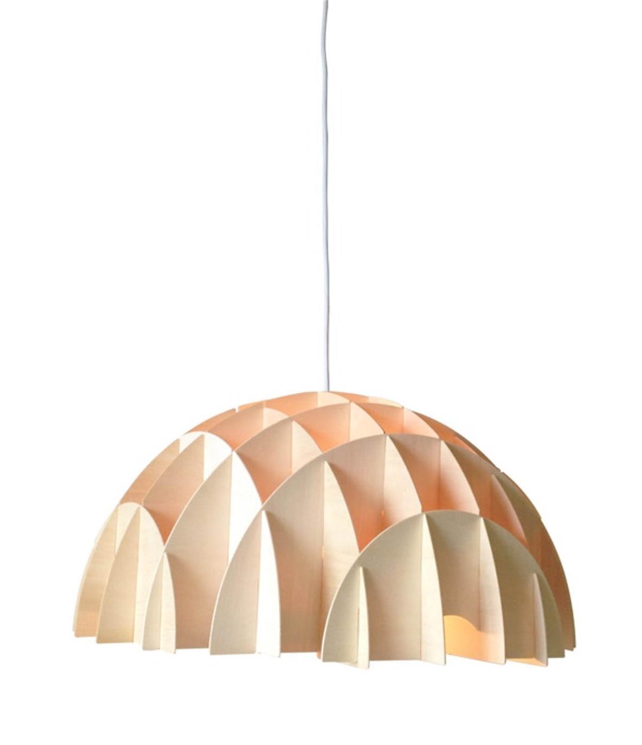 Φωτιστικό οροφής μονόφωτο από καπλαμά μπεζ Exotic 50x25cm Home Lighting 77-2109