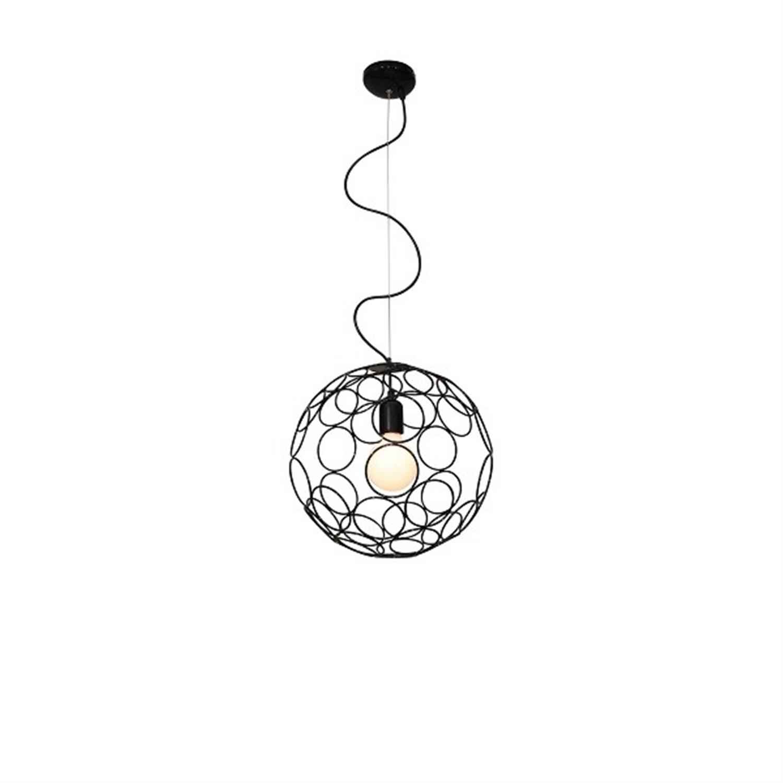 Φωτιστικό οροφής κρεμαστό μονόφωτο μεταλλικό μαύρο Aline 50×120εκ Home Lighting 77-4082