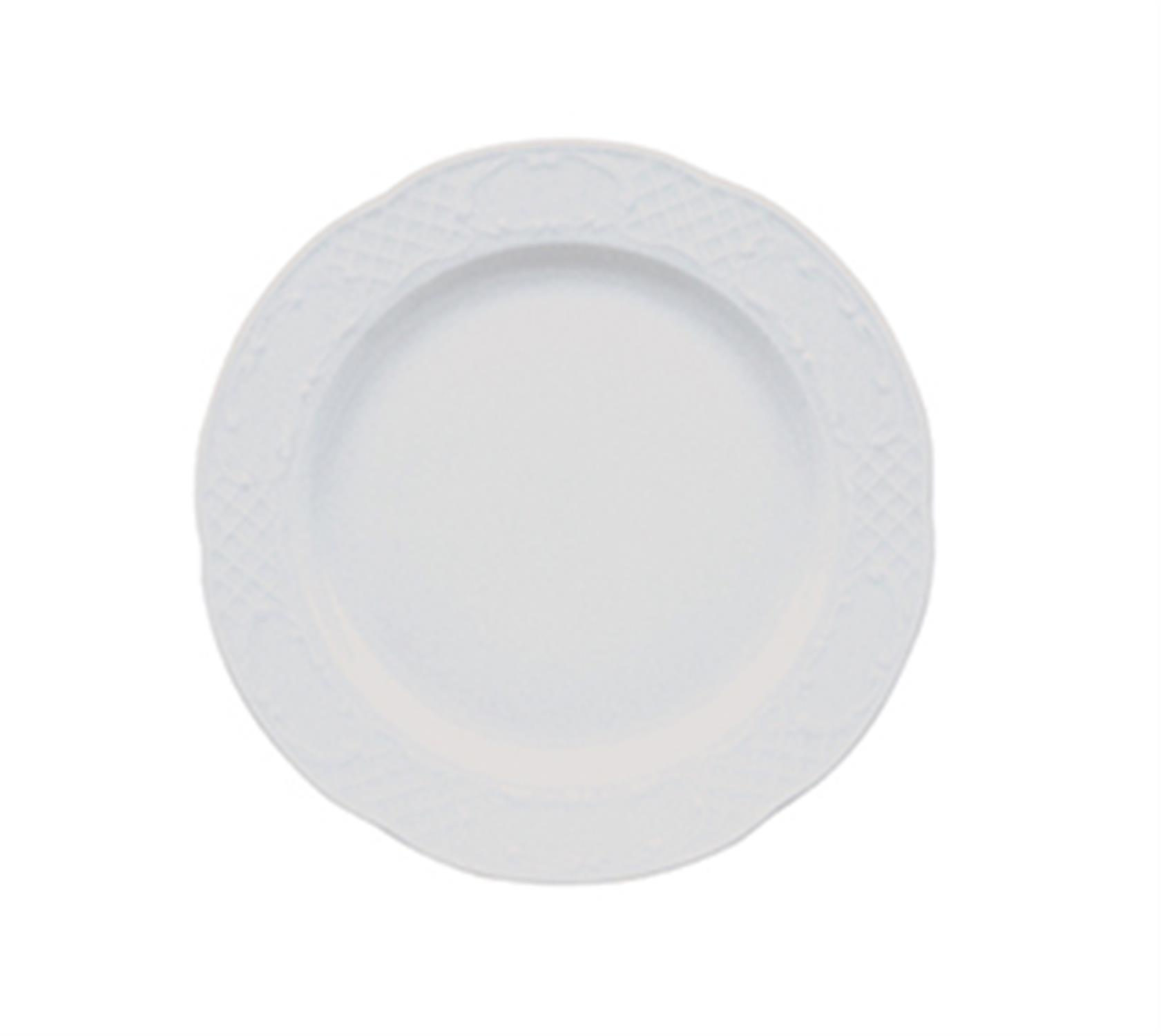 Ρηχό πιάτο πορσελάνινο FLORA 27cm