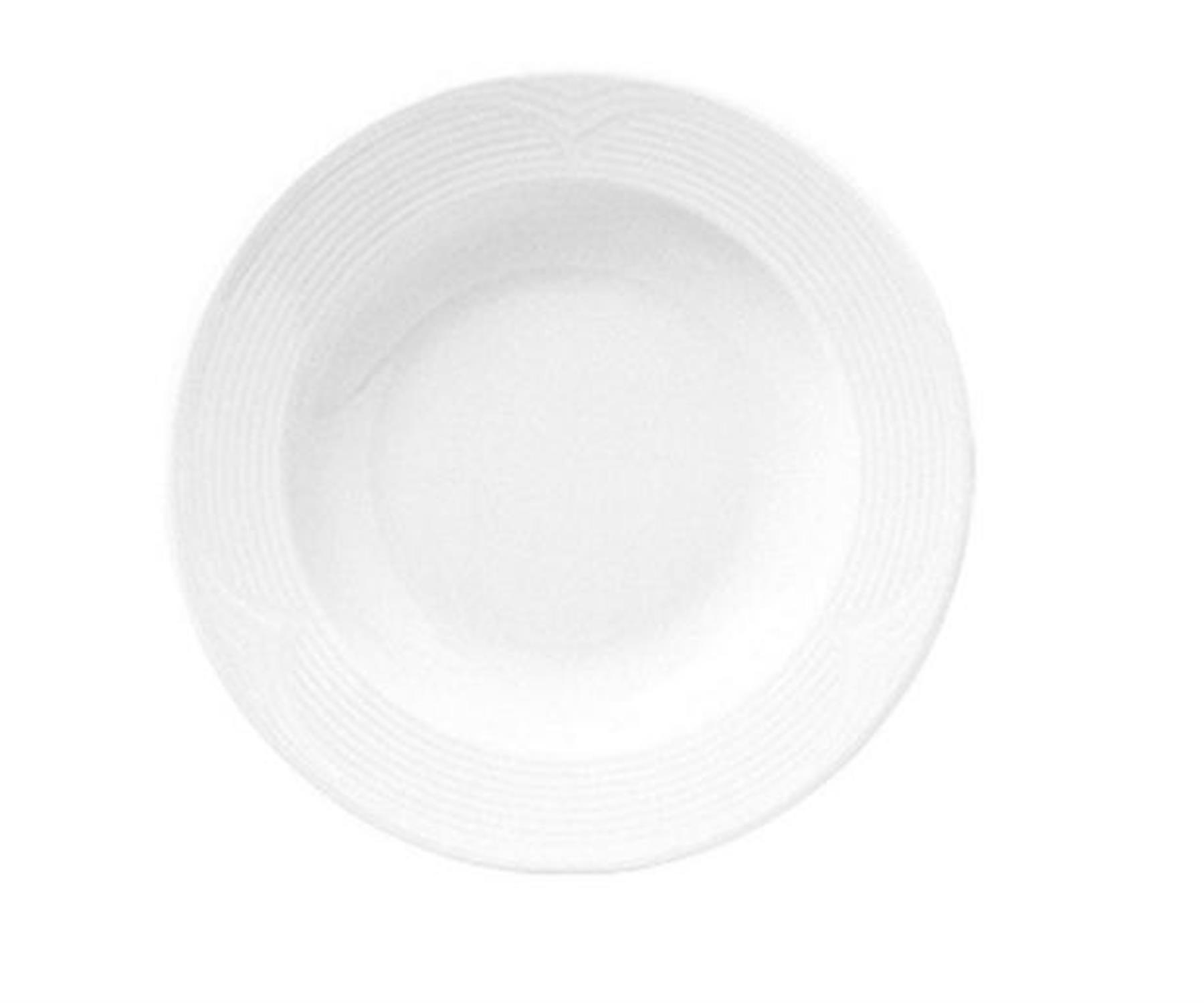 Βαθύ πιάτο πορσελάνινο SATURN 23cm