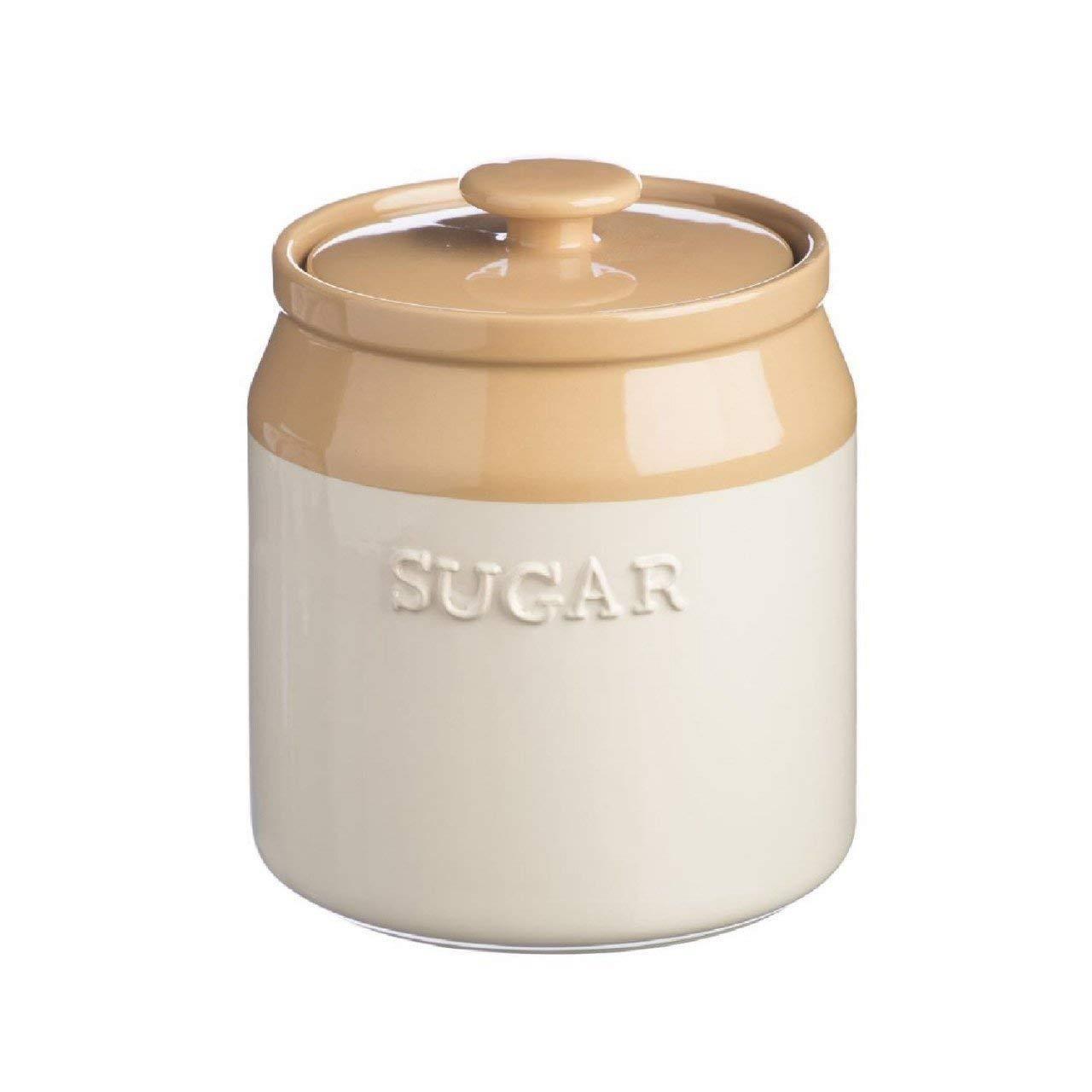 Δοχείο ζάχαρης κεραμικό λευκό/ιβουάρ/μπεζ Mason Cash 8020031