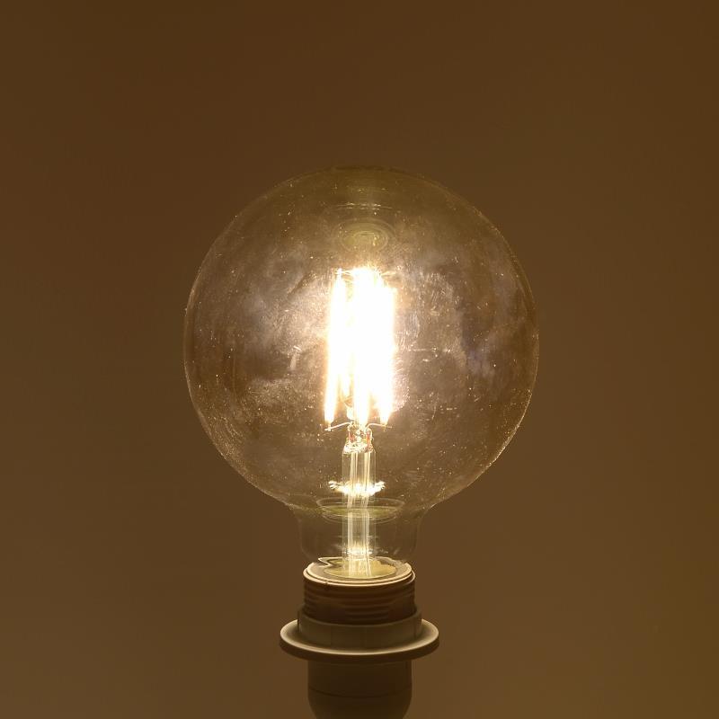 Λαμπτήρας LED Dimmable 2200K 4W 12.5x17cm Inart 6-10-560-0005