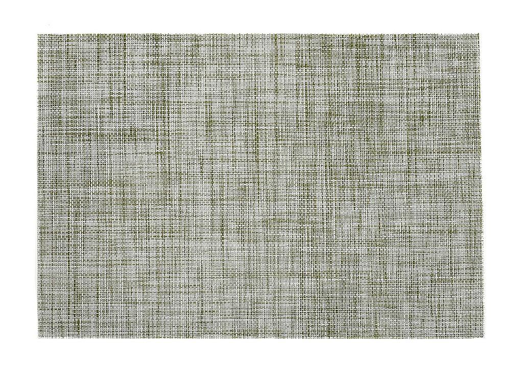 Σουπλά pvc/polyester πράσινο 45x30cm Espiel PUL308K6
