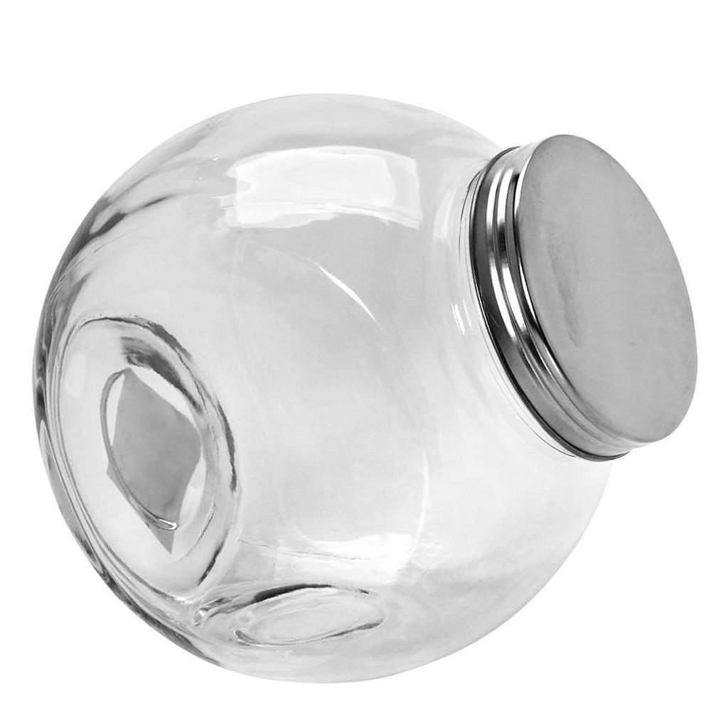 Δοχείο με Inox καπάκι βιδωτό 2800ML 19.8cm Espiel REG107K6