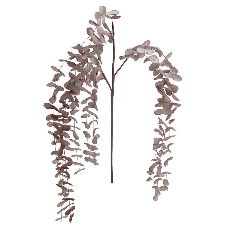 Κλαδί/Φυτό pl ροζ Υ130cm Inart 3-85-246-0183