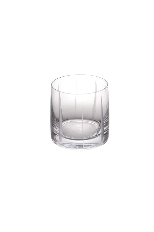 Κρυστάλλινο ποτήρι καθιστό κρασιού Δάκρυ σετ 6 τεμαχίων