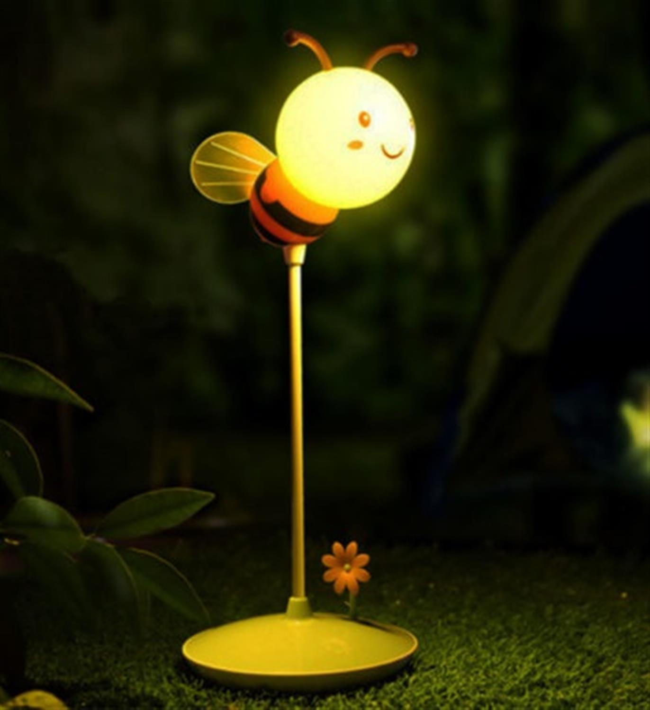 Φωτιστικό led μελισσούλα κίτρινο