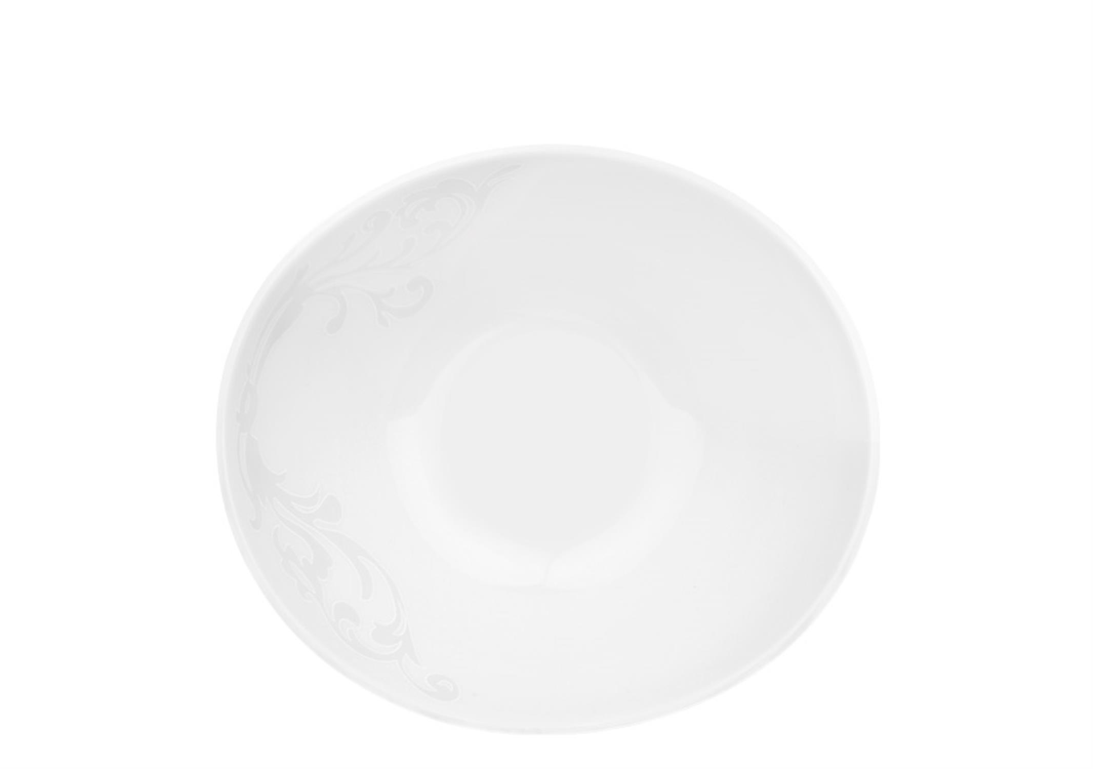 Πιάτο βαθύ οβάλ 18cm από πορσελάνη Romance ΙΩΝΙΑ