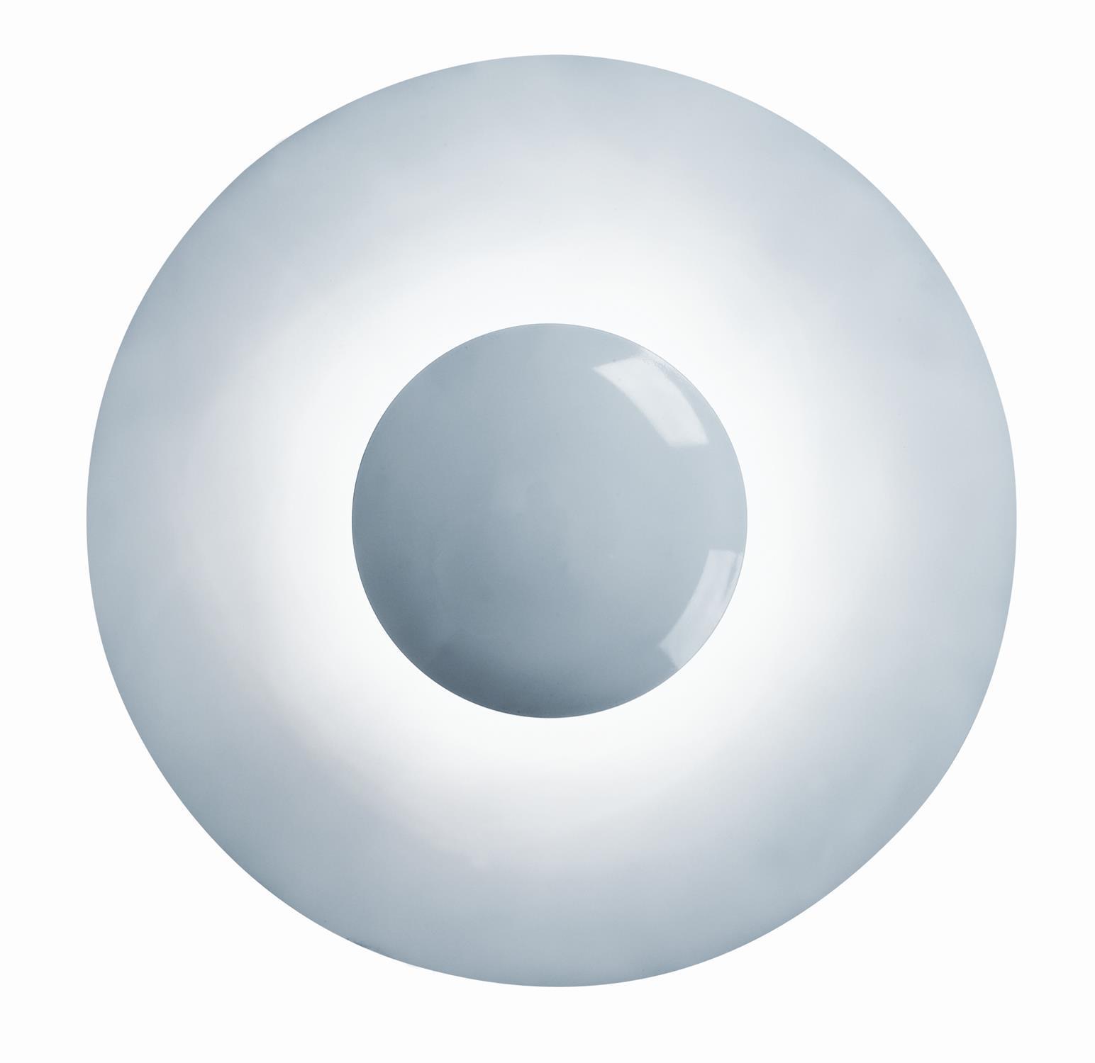 Πλαφονιέρα 6φωτη λευκή 20cm Zambelis Lights 13110