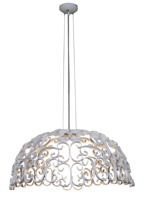 Φωτιστικό οροφής κρεμαστό μονόφωτο Bale μεταλλικό φθαρμένο χάλκινο 65x120cm Home Lighting 77-4042