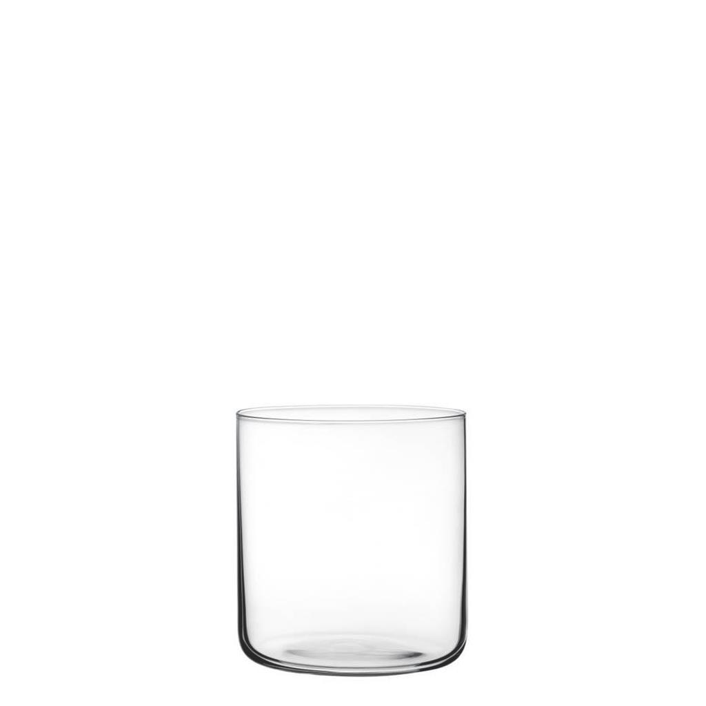 S/6 Ποτήρι ουίσκυ nude finesse 390ml διάφανο 8.2×8.2×8.8cm Espiel NU64010-6