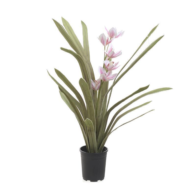 Φυτό/Λουλούδι/Γλάστρα 78cm Inart 3-85-246-0197