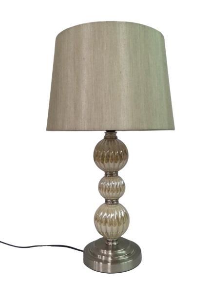Φωτιστικό επιτραπέζιο μπρούτζινο μπρονζέ Υ51cm Oriana Ferelli LK19060000