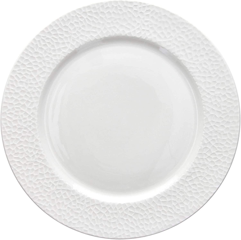 S/19 Σερβίτσιο φαγητού πορσελάνινο λευκό Tognana Golf