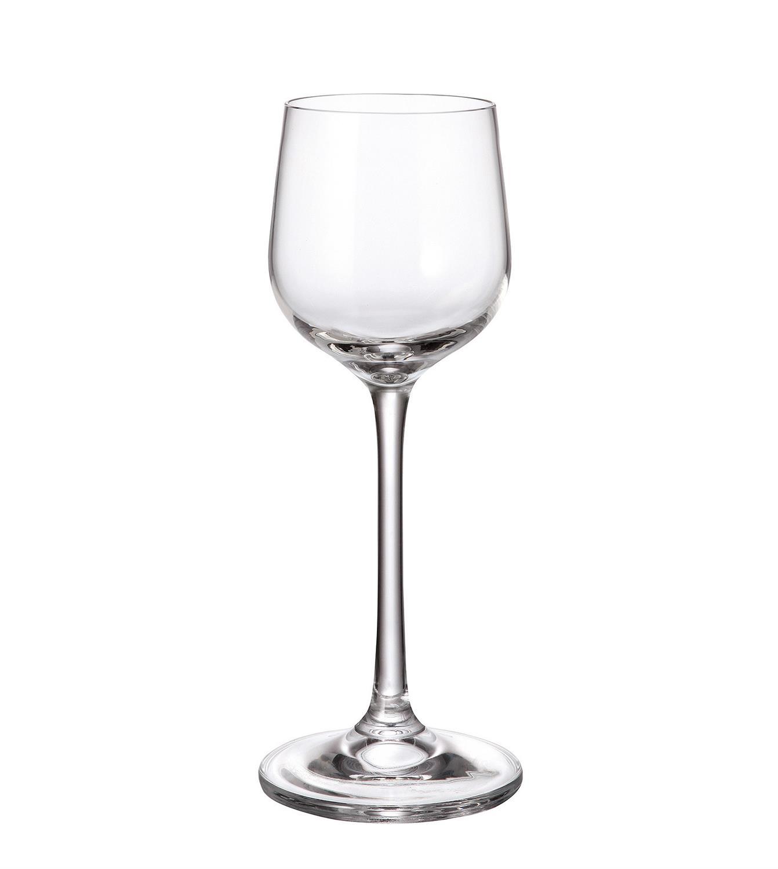 S/6 Ποτήρι λικέρ κρυστάλλινο Bohemia Strix 60ml