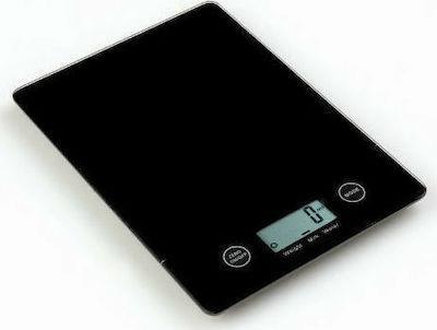 Ζυγαριά κουζίνας ψηφιακή μαύρη 5kg