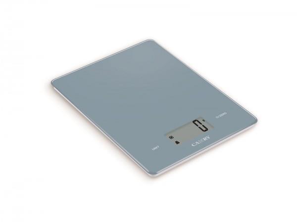 Ζυγαριά κουζίνας 5kg ηλεκτρονική γαλάζια