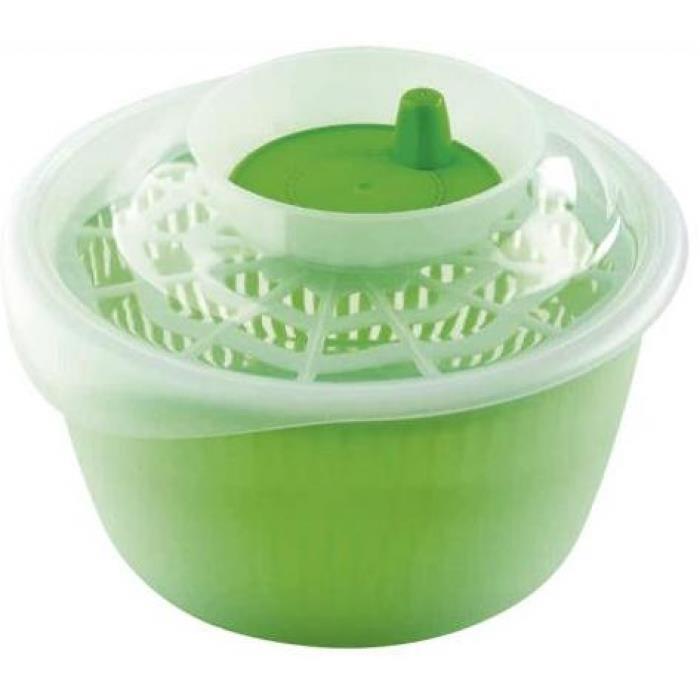 Στεγνωτήρι λαχανικών 5.5lt pl πράσινο 29x26x17cm Venus 14397