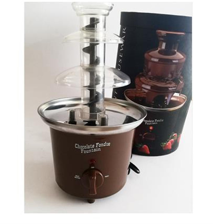 Φοντί σοκολάτας ηλεκτρικό 34x20cm Marva 170294730