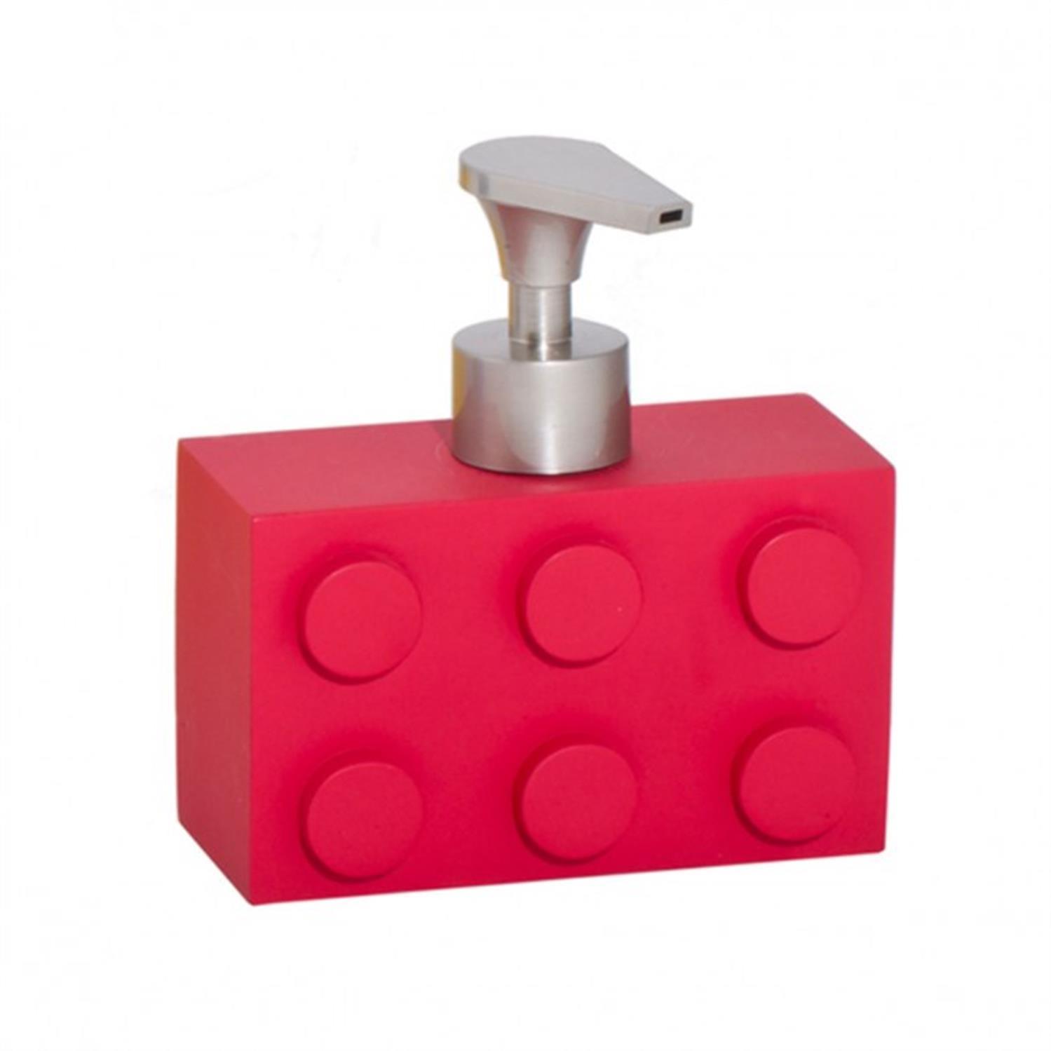 Dispenser Legon κόκκινο 12.5×5.5×13.5cm Marva 478114
